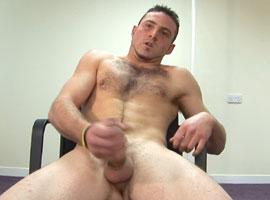 Men living room